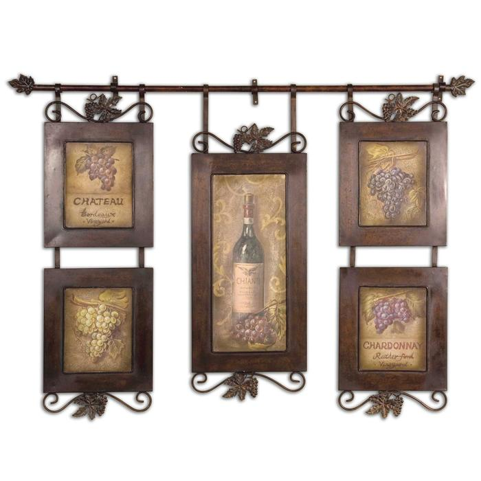 Uttermost - Hanging Wine Oil Reproduction