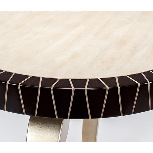 "Foyer / Center Table Dia.36x36"""