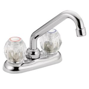 Chateau chrome two-handle laundry faucet Product Image