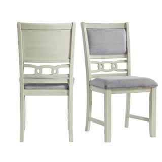 See Details - Amherst Standard Height Side Chair Set in Bisque