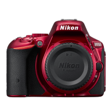 D5500 Body Only Red