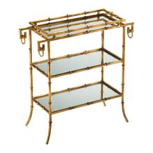 See Details - Bamboo Tray Table