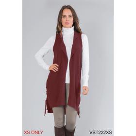 Tied Up Sweater Vest - XS (3 pc. ppk.)