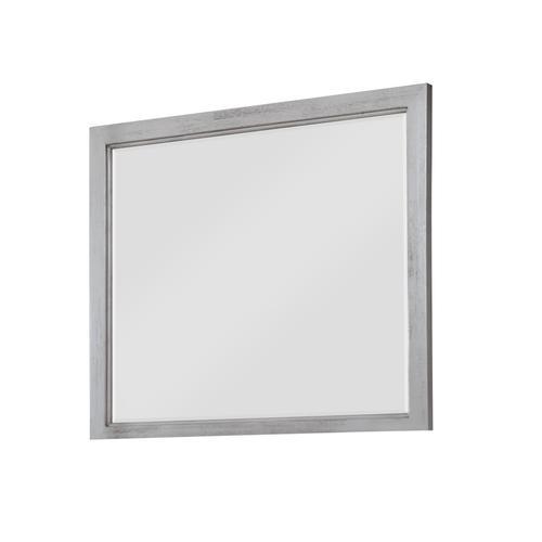 Legends Mirror, Light Gray