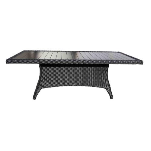 "Louvre 84"" x 44"" Rectangular Dining Table"