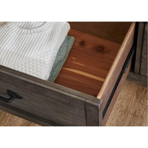1062 Old Forge Dresser with Mirror