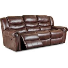 Cambridge Lancaster Double Reclining Sofa, 98502DRS-BU