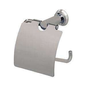 Nova Toilet Roll Holder With Lid