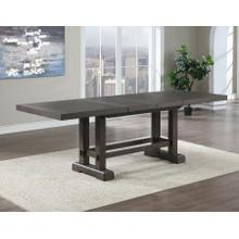 Napa 108-Inch Counter Table with/2 18-inch Leaves