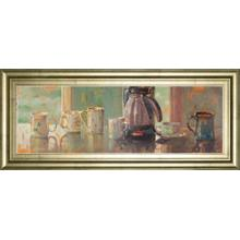 """""""Gathering I"""" By Lorraine Vail Framed Print Wall Art"""