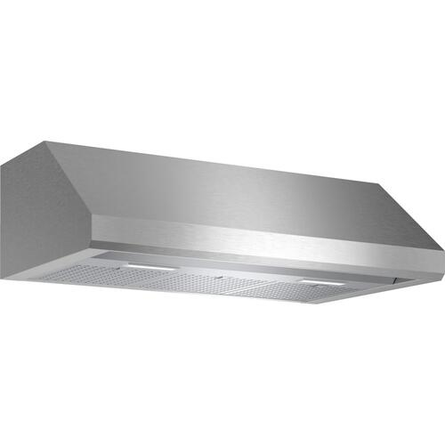 Thermador - Low-Profile Wall Hood 36'' Stainless Steel HMWB36WS
