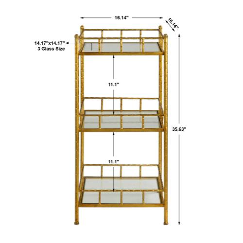 Tilly Accent Shelf