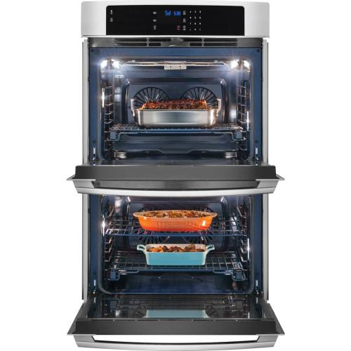 Electrolux EW30EW65PS     30'' Electric Double Wall Oven with Wave-Touch® Controls