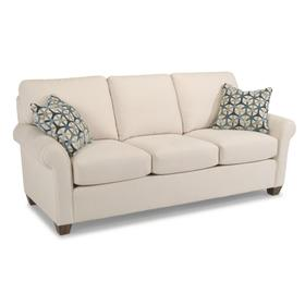 Christine Fabric Sofa without Nailhead Trim
