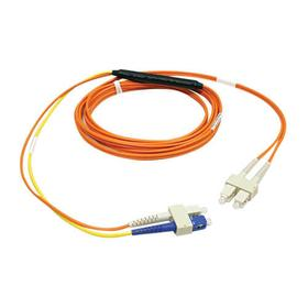 Fiber Optic Mode Conditioning Patch Cable (SC/SC), 2M (6 ft.)