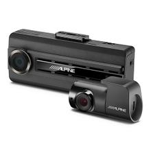 Premium 1080P Dash Camera Bundle (Front & Rear) with Impact Recording