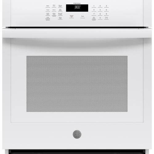 "GE 27"" Built-In Single Wall Oven White - JKS3000DNWW"