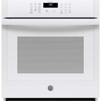 "GE 27"" Built-In Single Wall Oven White - JKS3000DNWW"