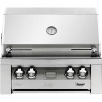 30-In. Liquid Propane Gas Built-In Grill