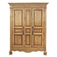 See Details - 2 Door Reg Wax Armoire
