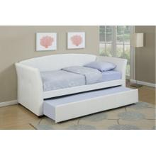 Julien Day Bed, White
