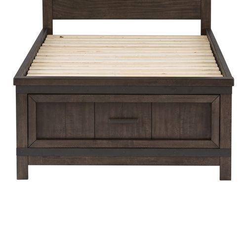 Liberty Furniture Industries - Twin Storage Footboard