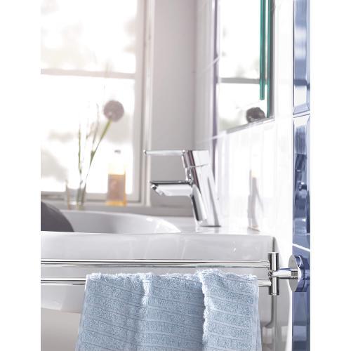 """Essentials 18"""" Double Towel Bar"""