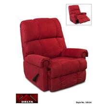 View Product - 100-04 Recliner