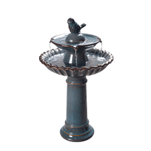 Vogel - Tiered Birdbath