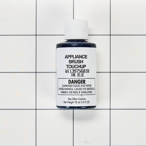 Appliance Touchup Paint Bottle, Ink Blue - Other