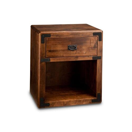 Handstone - Saratoga 1 Drawer Nightstand w/Power Management