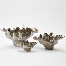 Meteor Bowl-Silver Haze-Lg
