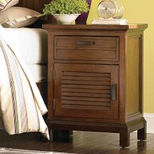 Palmetto Bedside Cabinet