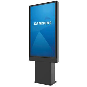 Outdoor Digital Menu Boards for Samsung OHF Displays - 551 / Black