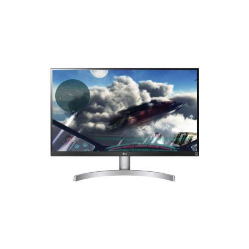 LG - 27'' Class 4K UHD IPS LED Monitor with VESA Display HDR 400 (27'' Diagonal)
