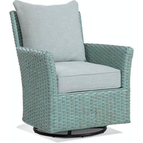 Gallery - Lanai Breeze Swivel Chair