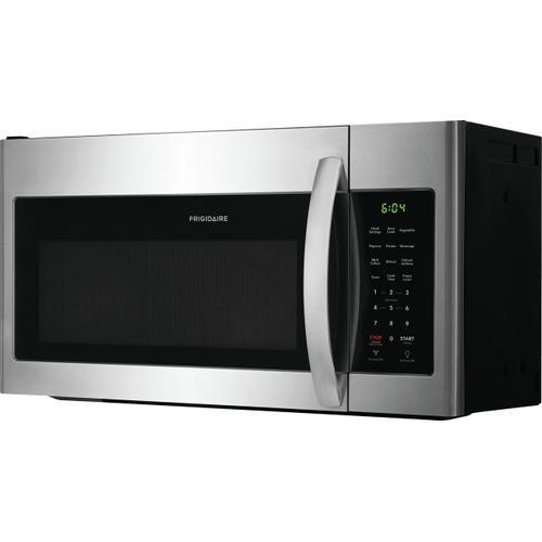 Frigidaire - Frigidaire 1.7 Cu. Ft. Over-The-Range Microwave