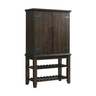 Stone Kitchen Bar Hutch Set