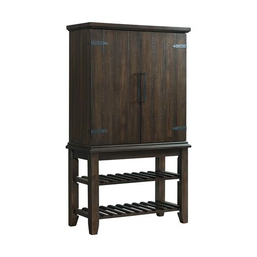 Stone Kitchen Bar Hutch Set