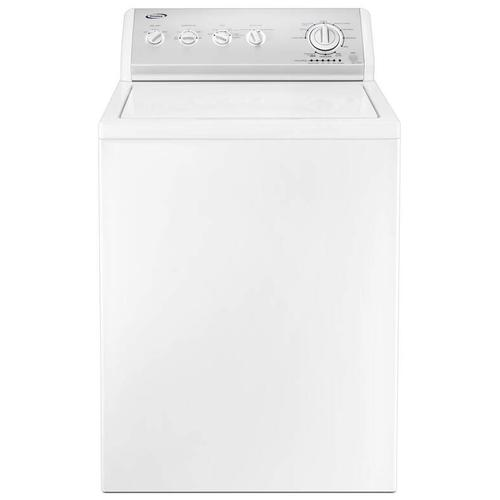 Crosley 4.2 Cu. Ft. Capacity Washer : Super Capacity Top Load Washer - White
