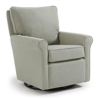 See Details - KACEY Swivel Glide Chair