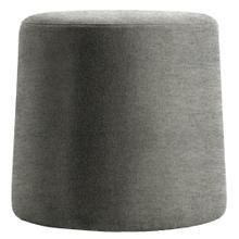 See Details - Ova Balance Storage Stool In Light Gray Fabric