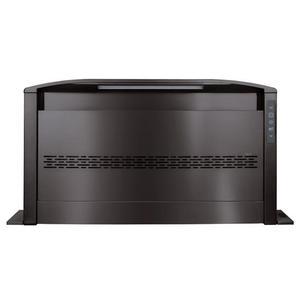 "Cattura Downdraft Ventilator - 30"" Black Stainless Steel 650 Max CFM to 1650 Max CFM"
