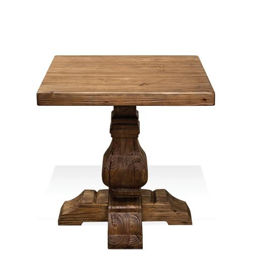 Hawthorne - Side Table - Barnwood Finish