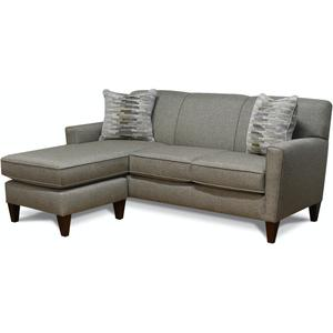 England Furniture6200-25 Collegedale Floating Ottoman Chaise