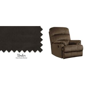 Umber Rocker/Recliner