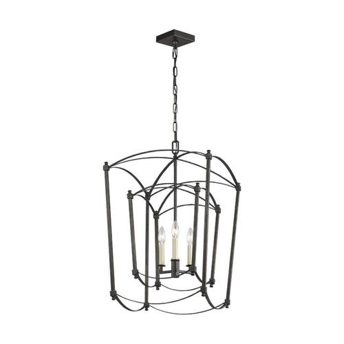 Thayer Double Lantern Smith Steel