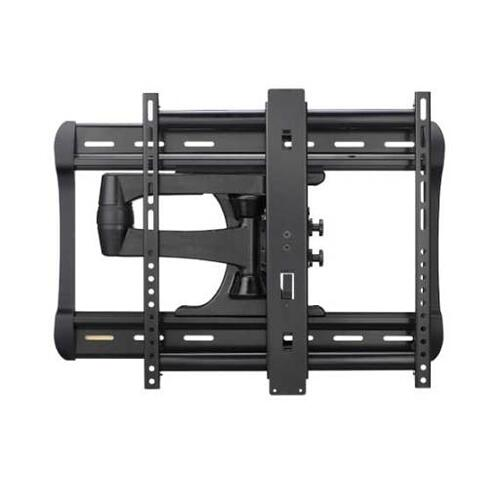 """Product Image - Black Full-Motion Wall Mount for 37"""" - 65"""" flat-panel TVs - extends 28"""" / 71.12 cm"""