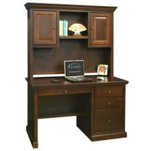 Roosevelt Park Office Desk Hutch