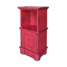 See Details - Pirette Side Table with Shaker Door